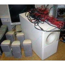 Компьютерная акустика Microlab 5.1 X4 (210 ватт) в Дзержинском, акустическая система для компьютера Microlab 5.1 X4 (Дзержинский)