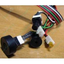 Светодиоды в Дзержинском, кнопки и динамик (с кабелями и разъемами) для корпуса Chieftec (Дзержинский)