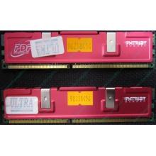 Память 512Mb (2x256Mb) DDR-1 533MHz Patriot PEP2563200+XBL (Дзержинский)