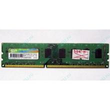 НЕРАБОЧАЯ память 4Gb DDR3 SP (Silicon Power) SP004BLTU133V02 1333MHz pc3-10600 (Дзержинский)