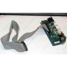 Панель передних разъемов (audio в Дзержинском, USB) и светодиодов для Dell Optiplex 745/755 Tower (Дзержинский)