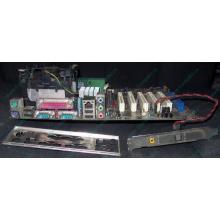 Материнская плата Asus P4PE (FireWire) с процессором Intel Pentium-4 2.4GHz s.478 и памятью 768Mb DDR1 Б/У (Дзержинский)