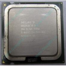 Процессор Intel Celeron D 346 (3.06GHz /256kb /533MHz) SL9BR s.775 (Дзержинский)
